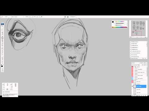 *Timelapse* -  Face - Structure - exercise 2