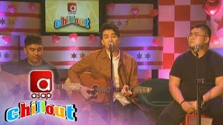 """ASAP Chillout: Migz Haleco and Agsunta perform """"With A Smile"""""""