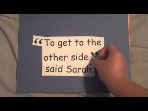 Using Dialogue in Writing
