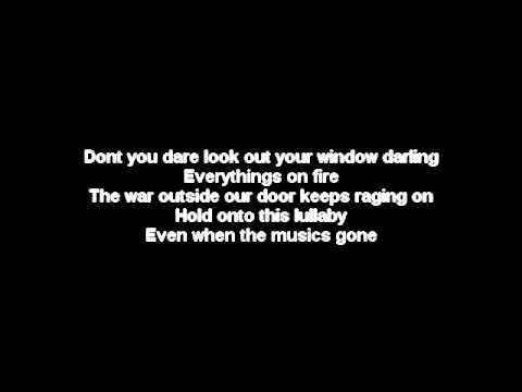 Taylor Swift Safe and Sound Lyrics