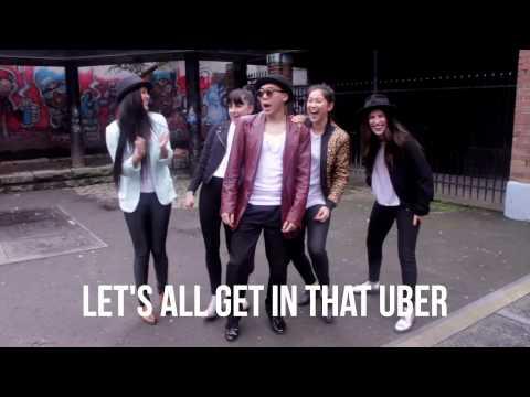 Uptown Funk ft. Bruno Mars - Uber Parody #uberfunk