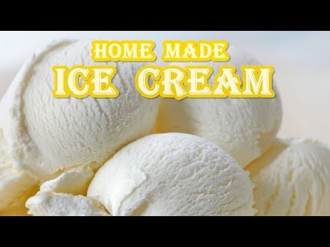 ice cream in tamil | Tasty ice cream at home | simple and tasty ice cream