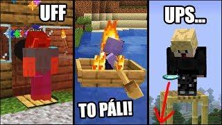30 Super Spôsobov, ako Vytrolliť Kamaráta v Minecrafte!