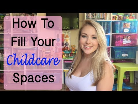 HOW TO ADVERTISE CHILDMINDING BUSINESS - IN HOME CHILDCARE
