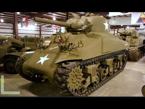 One Mans Armor and Military Vehicle Collection