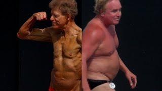 Battle of the Senior Titans of Bodybuilding