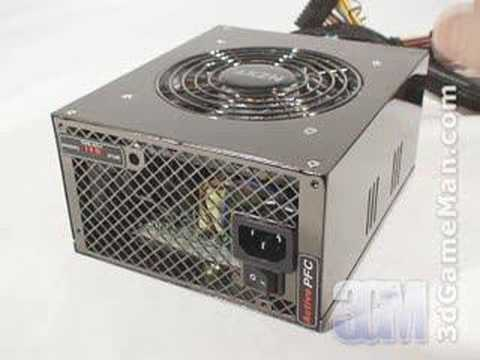 #794 - NZXT Precise 850W & 1000W Power Supplies Video Review