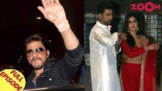 Shah Rukh Khan gets INJURED at Bachchan's Diwali bash | Katrina-Vicky new couple in B-Town? and more