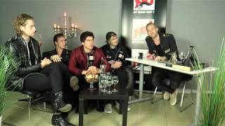 """[INTERVIEW] 5sos - """"Yes, I"""
