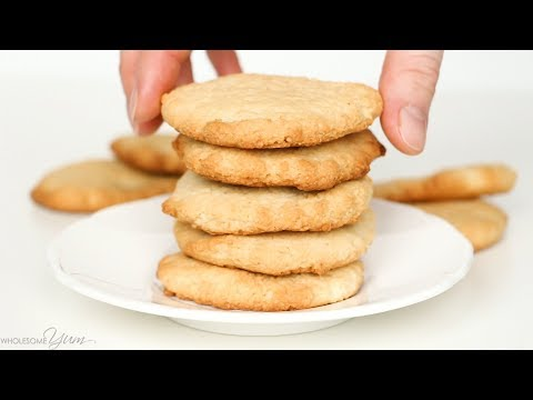 Low Carb Keto Cream Cheese Cookies Recipe – Quick & Easy