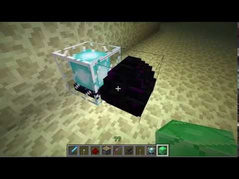 Minecraft: How to successfully mine the Ender Dragon egg!