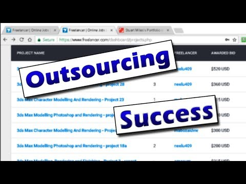 The Secret To Outsourcing Success