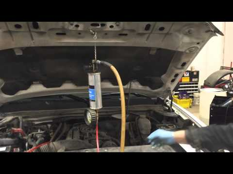How To Clean Fuel Injection Systems - Fuel Injector Service - OTC 7448