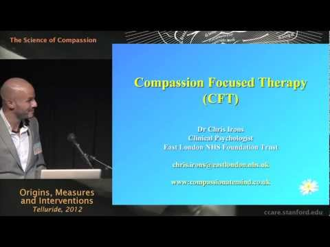 The Science of Compassion: Origins, Measures, and Interventions - Chris Irons, PhD