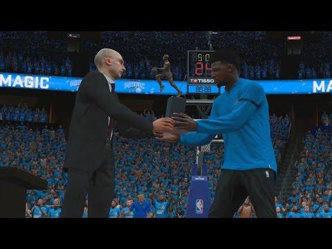 NBA 2K17 MyCareer- END of SEASON- M.V.P Award!