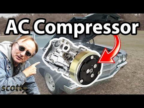 How to Replace AC Compressor in Your Car