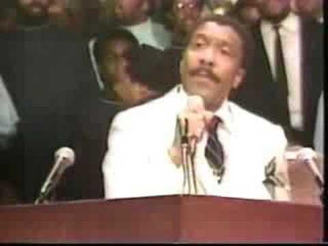 Rev. Milton Biggham - Send A Pentecost