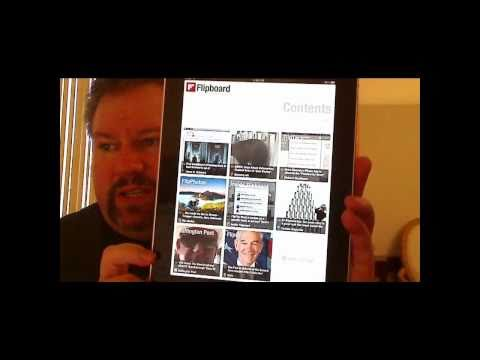 Review of Flipboard for iPad and the Future of Customized News Discussion