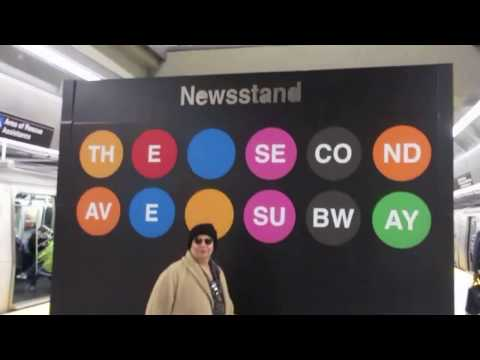 IND 2nd Avenue Line: A Tour of the Newly-Constructed 96th Street-2nd Avenue Station