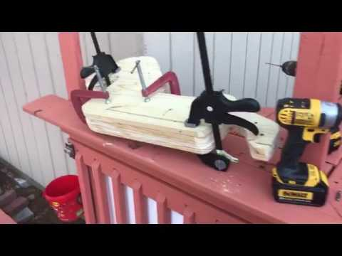 Rocking horse DIY from scratch!