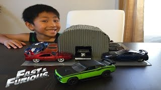 Fast and Furious 7 Lettys Dodge Challenger - Jada Toys 1/32