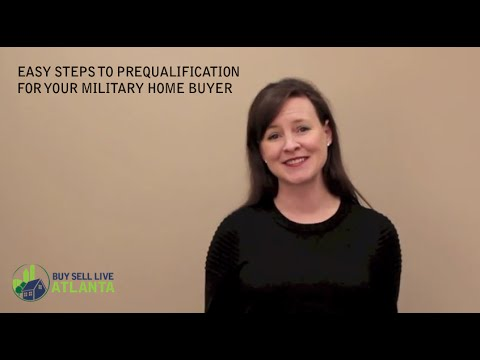 Easy Steps to VA Home Loan Prequalification for Your Military Client | Maura Neill, REALTOR