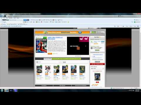 Renting games online from GameFly