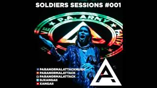 Paranormal Attack  Soldiers Sessions 001