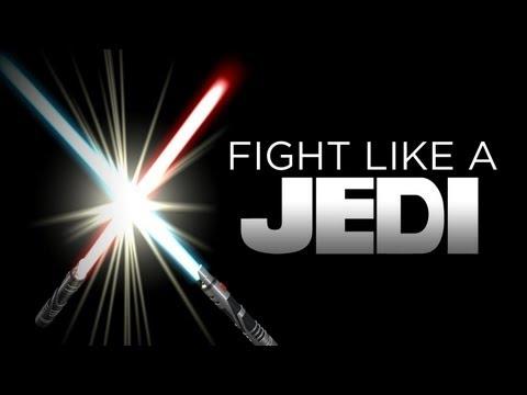 Learn to Sword Fight Like a Jedi!!