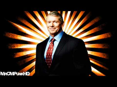 WWE:Mr.McMahon Theme
