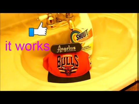 HOW TO CLEAN SNAPBACKS, FITTED HATS, ECT!!!