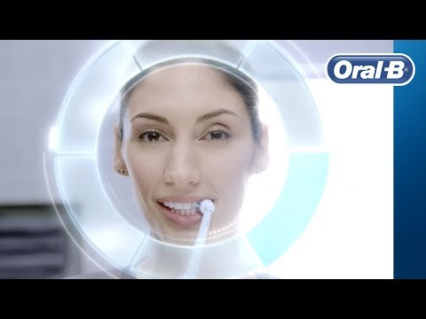 Introducing the Oral-B GENIUS Brush   Oral-B