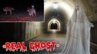 the ghost at the tunnel is real *confirmed*
