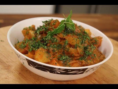 Mix Vegetable Korma | Vegetarian Recipes | Sanjeev Kapoor Khazana