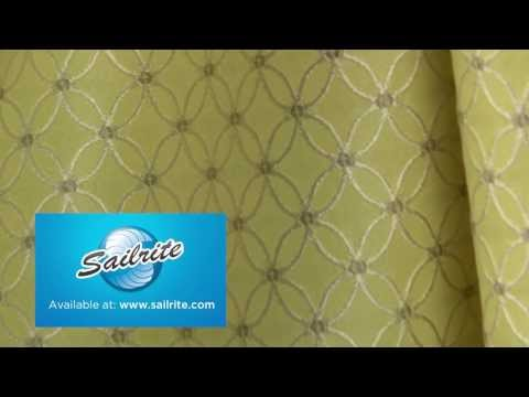 Video of HGTV Home 590130 On The Web Citrine Fabric #104711