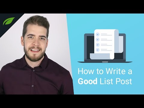 8 Secrets that Turn Your List Posts from Boring to Amazing