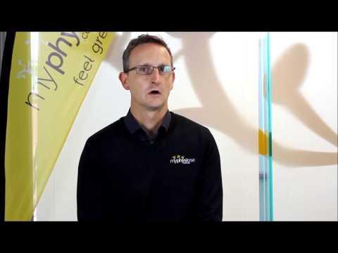 Introducing myPhysioSA Partner Physiotherapist David Wilson