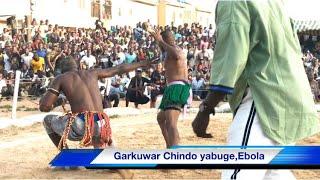 Garkuwar Chindo , yabuge ebola,yasake zama Sarkin Damben Nigeria,a yau Lahadi 13/10/2019