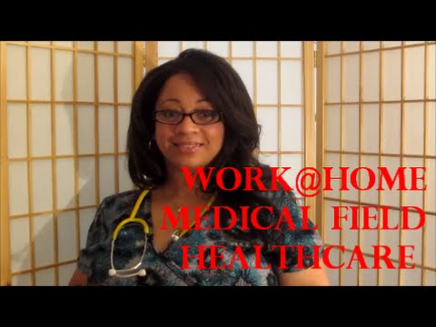 Work@Home in the Medical Health Care Field 2016