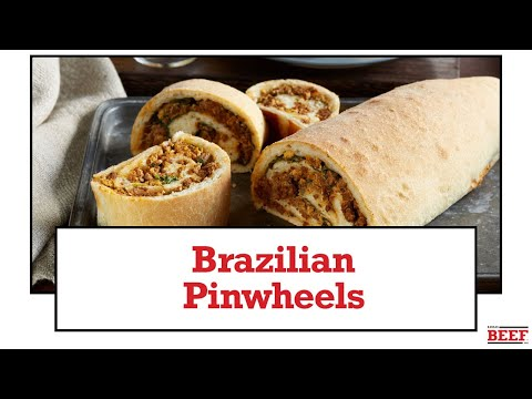 How to cook beef pinwheels