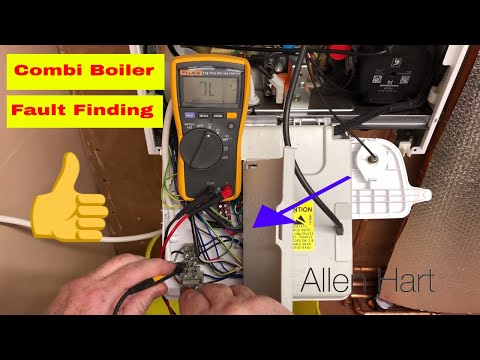 New Gas Boiler Not Working No Power , Fault Finding Heating Gas Engineer