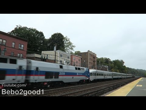 Special Metro-North Train Pulls Vintage Private Cars on the Hudson Line