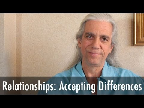 How Can I Accept Differences In Relationships, Even When They Don't Align With My Values?
