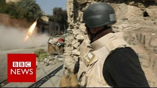 Mosul offensive: Concern grows for civilian safety - BBC News