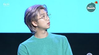 [BANGTAN BOMB] Which Glasses Should RM Wear? - BTS (방탄소년단)