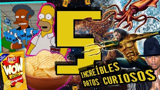 5 INCREÍBLES DATOS CURIOSOS A DETALLE #16