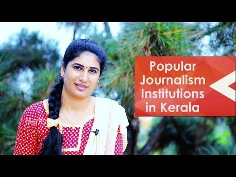 Most Popular Journalism Institutions in Kerala | Merlin Speaks 2