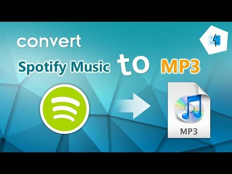 How to Convert Spotify Music to MP3 on Mac