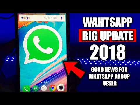 WhatsApp Big Update 2018   New Feature   Restricted Groups