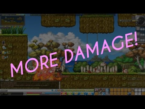 Damage cap removed & Other Maplestory updates